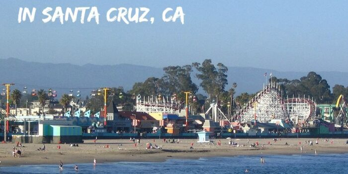 Santa Cruz overnight RV parking