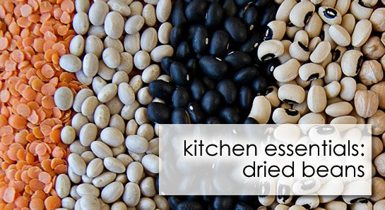 Using beans as a side or in a main dish means added protein, fibre and iron to your meals.