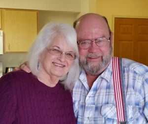 Marsha and Chuck Pratt