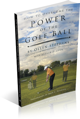 Power of the Golf Ball Book Cover