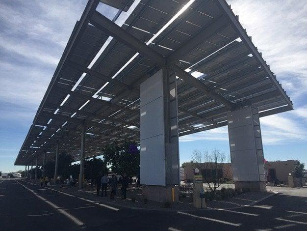 solar power KOA