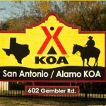 Snowbirds Love This Award-Winning Texas KOA Campground