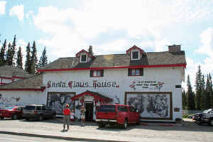 Santa Claus House at North Pole