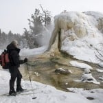 Winter RVing In Yellowstone National Park