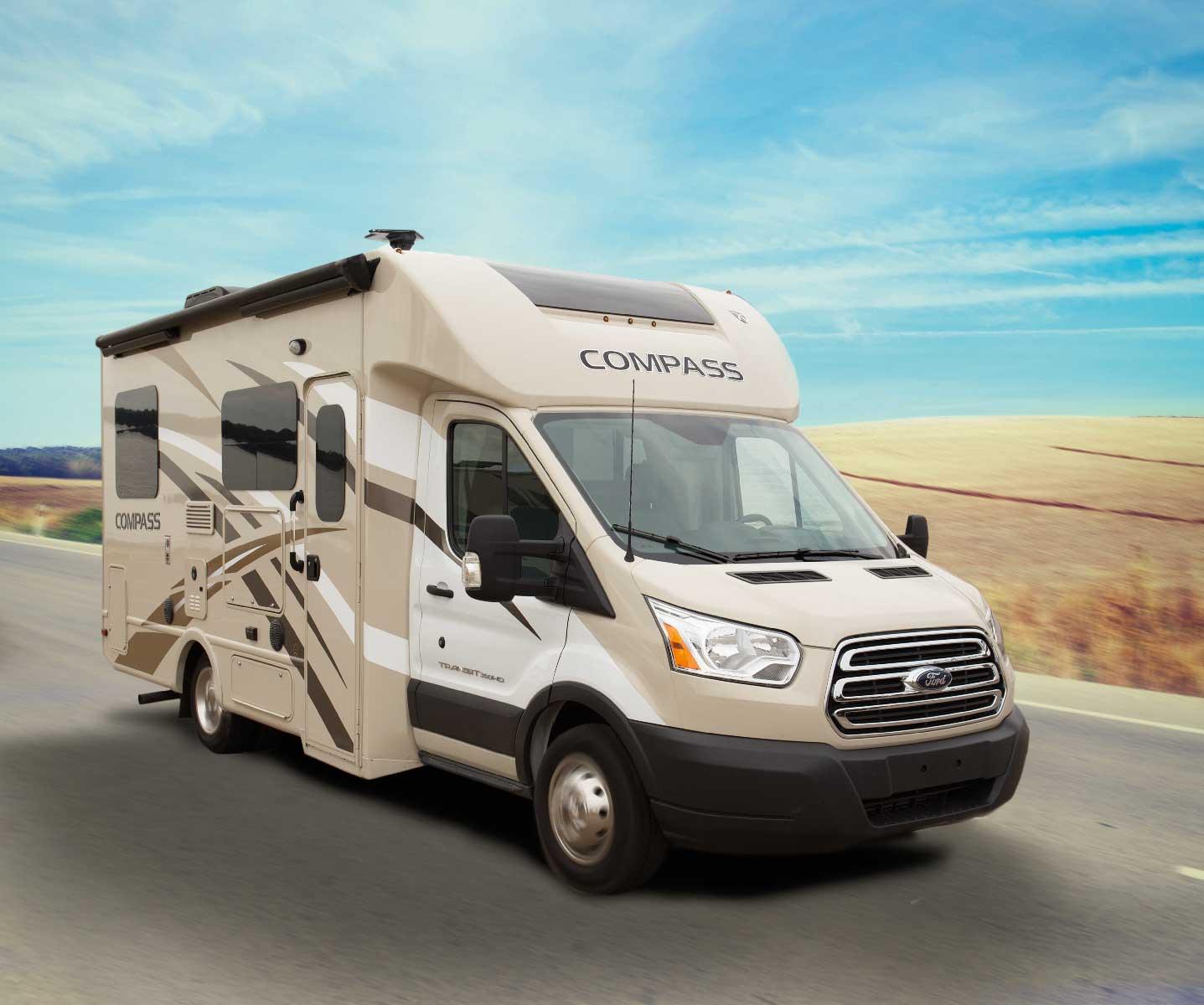 Save fuel run longer with thor motor coach s ruvs rv life for Thor motor coach com