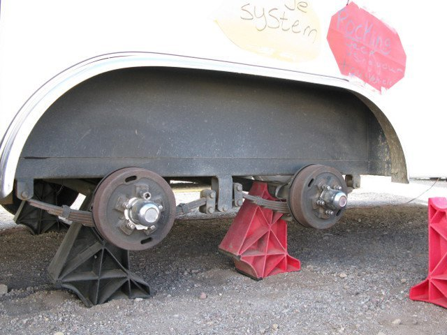 How To Avoid Flat Spots On Your Trailer Tires Rv Life