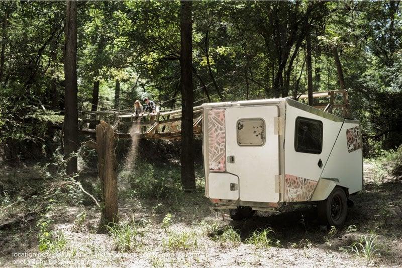 expeditioin camping trailer