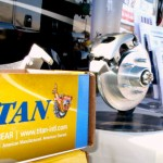 Ensure Safe Braking Distances with Titan's Conversion Kits