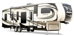 2016 Pinnacle - 38FLSA - Exterior