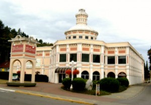 The acclaimed Theatre Festival Creative Centre in Chemainus, BC.