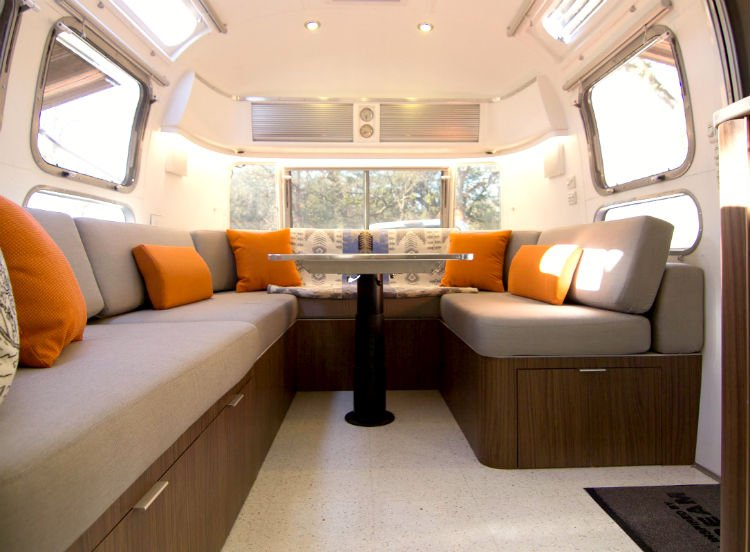 Tips For Renovating Vintage Airstream Travel Trailers