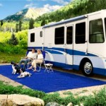 Tough Rug for Your Campsite