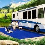 Tough Rug for Your Campsite