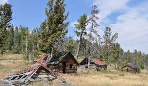 Cabins at Quartz Hill