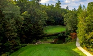 The Dorchester Golf Course, which offers players 18 holes