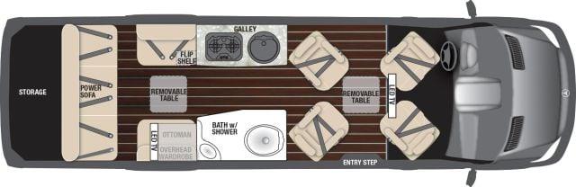 AIRMKT Interstate LOUNGE EXT Floorplan