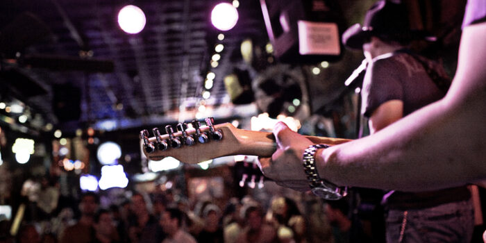great music destinations in the east for RVers