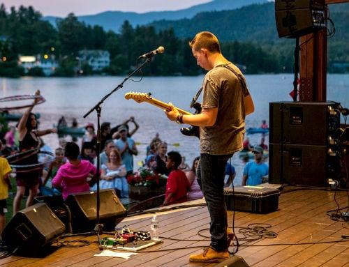 Mirror Lake events