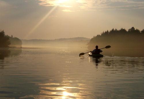 paddling adirondacks