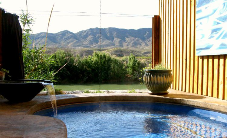 best hot springs destination for RVers