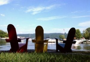 Champlain Byway Basin Harbor Chairs 1