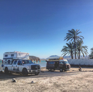 RVing in Mexico