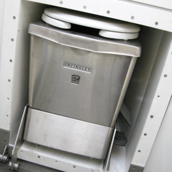 waterless RV toilets