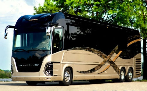 Newell Coach Introduces New p50 Edition