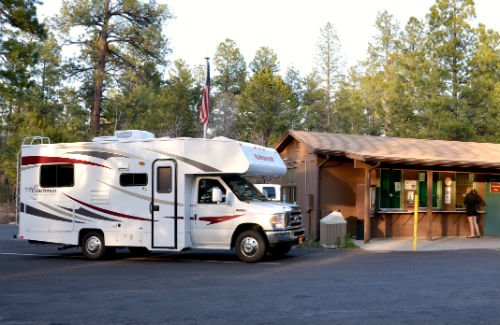 SAFETY 4 Grand Canyon Mather Campground-