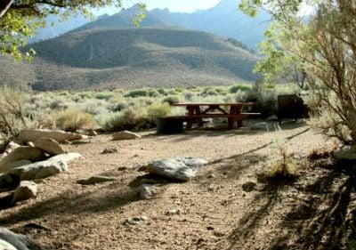 Private RV Camping in California