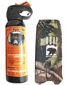 best weapon to survive a grizzly attack