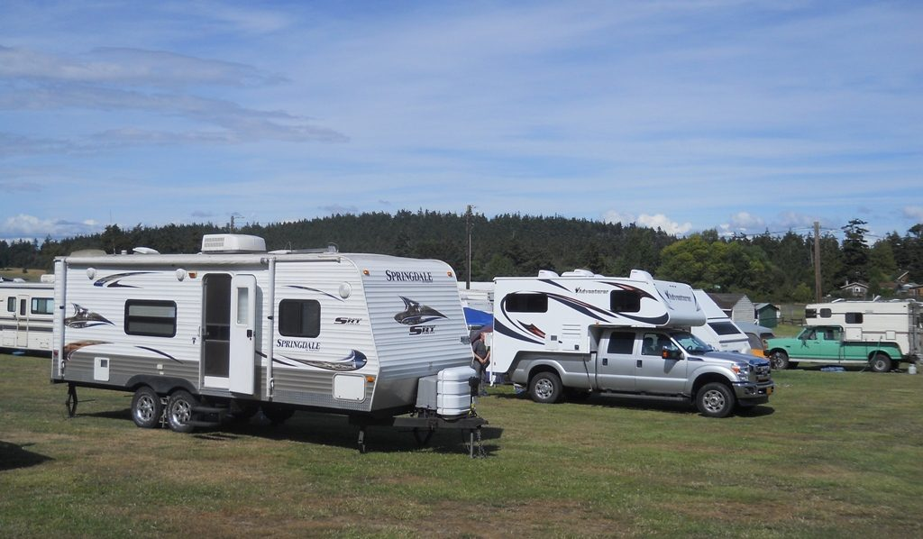 Fairground Campsite