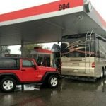 Plan and Practice Accessing Fuel Stations with Your RV