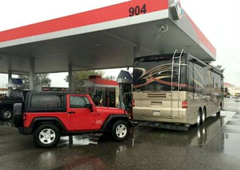 Find A Gas Station >> Plan And Practice Accessing Fuel Stations With Your Rv Rv Life