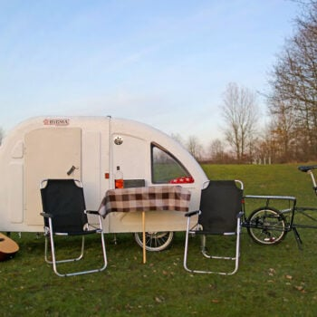 bike camper RV
