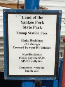 Dump Stations