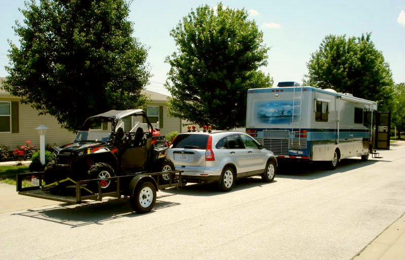 RV Triple Towing Laws, Legalities And Considerations - RV Life