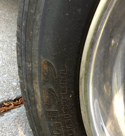 Nitrogen-Filled Tires