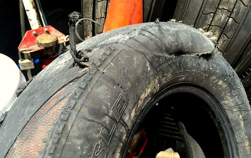 Will You Survive the Worst RV Tire Blowout Disaster  RV Life