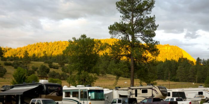 full-time RVing is scary