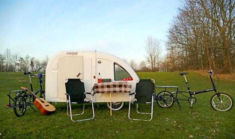 bike camper RVs