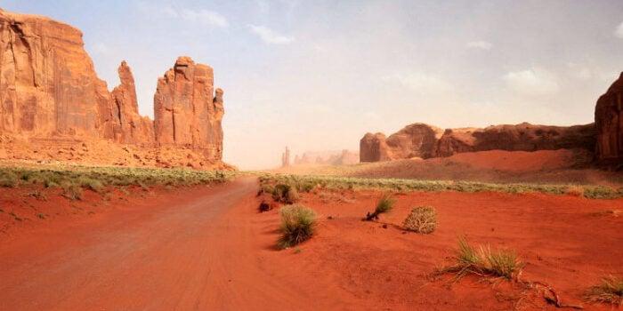desert boondocking