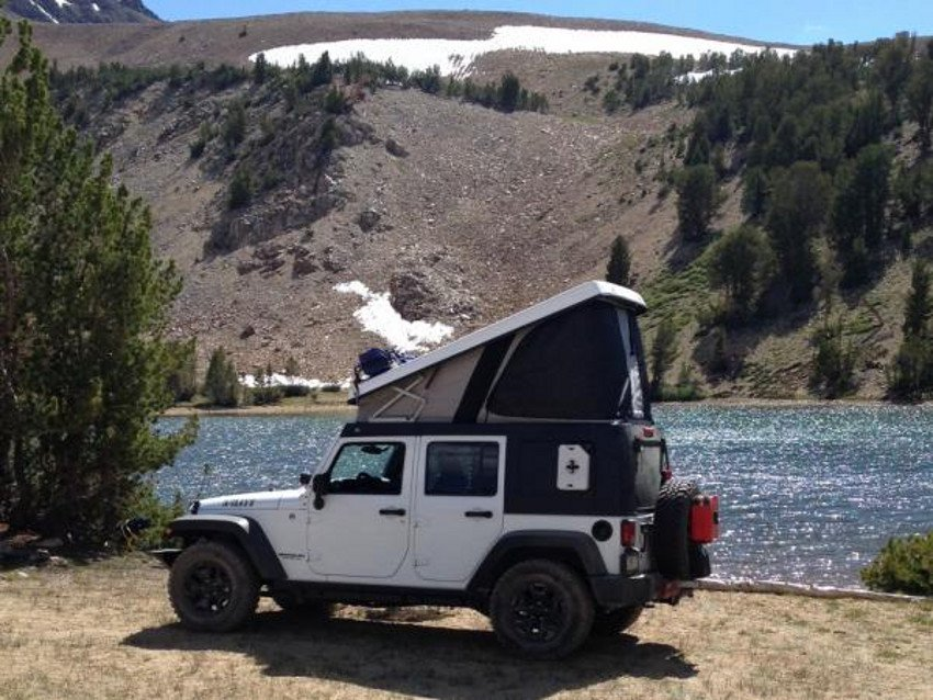 vehicle tents for RV toads