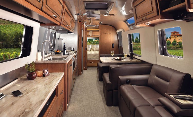 Upgrading The Airstream Classic 33 Just Might Be The