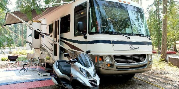 make a full-time RVing budget