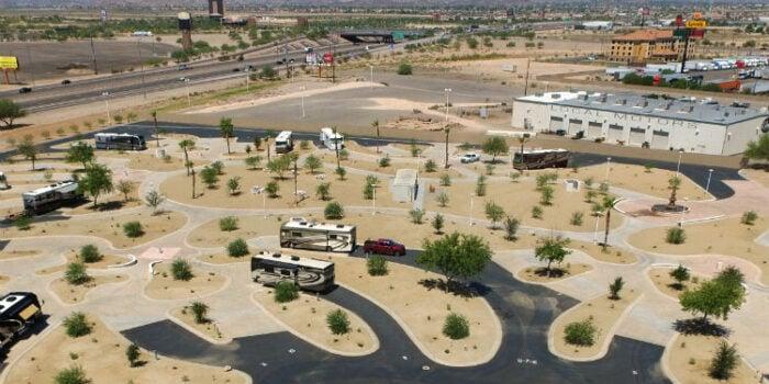 motorcoach resort