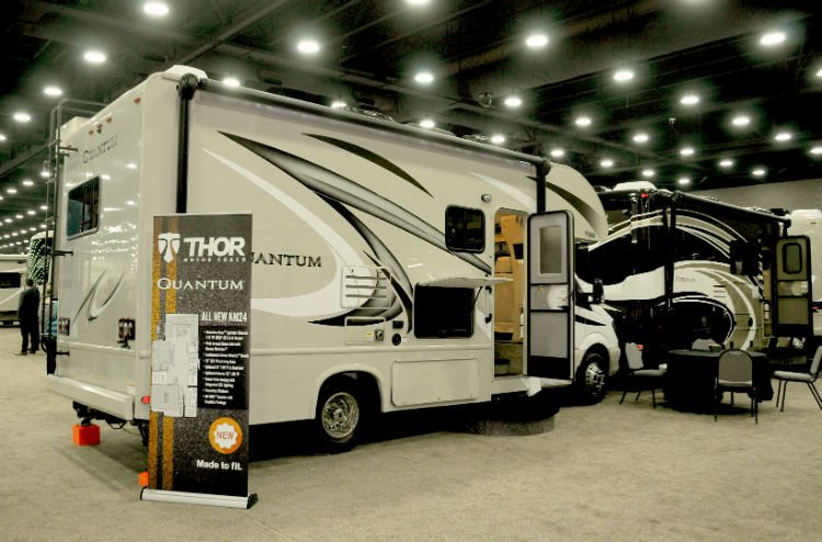 Five Reasons To Checkout The New Models From Thor Rv Life