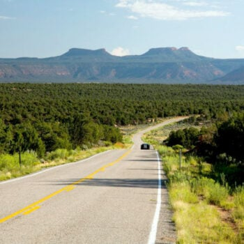 national monuments with awesome RV camping