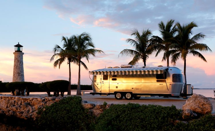 There`s a lot of Style in Airstream's New Tommy Bahama