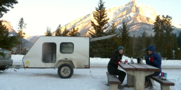 RVing in Winter